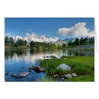 Arpy Lake hdr Card