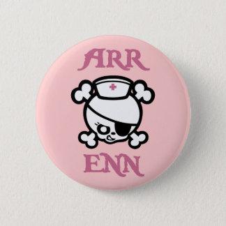 Arr Enn 2 Inch Round Button