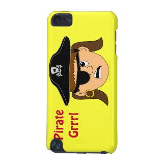 Arr Pirate Girl Cute Customizable Kid Pirate Stuff iPod Touch 5G Case