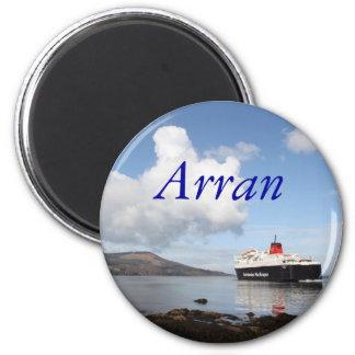 Arran, Scotland Magnet