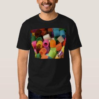 array of colour ... t shirts