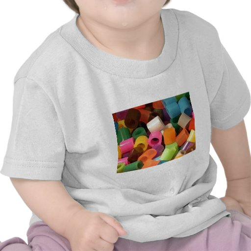 array of colour ... t-shirts