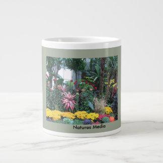 Array of Flowers Large Coffee Mug