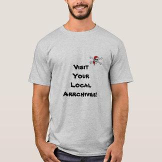 Arrchival booty! T-Shirt