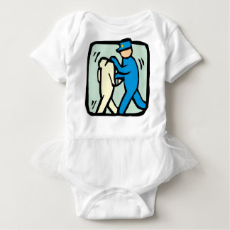 arrest baby bodysuit