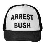 ARREST BUSH MESH HAT