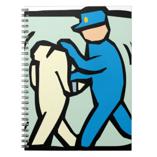 arrest notebooks