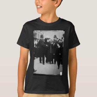Arrest of a Suffragette in London England c 1910 T-Shirt