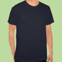 Arrêtez le T-shirt foncé chinois de guerre t-shirts