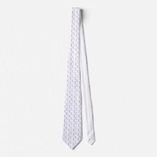 Arrière - plan de l'étoile de David de bleu royal Cravates Personnalisables