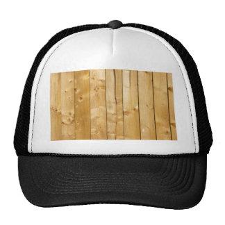 Arrière - plan en bois lumineux casquette