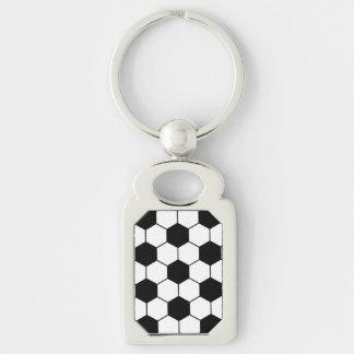 Arrière - plan ou motif adapté de motif de ballon  porte-clé