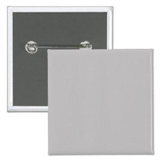 Arrière - plan solide argenté gris gris de couleur badges avec agrafe