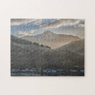 Arrochar and Ben Lomond, Scotland Jigsaw Puzzle