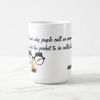 Arrogant Coffee Mug