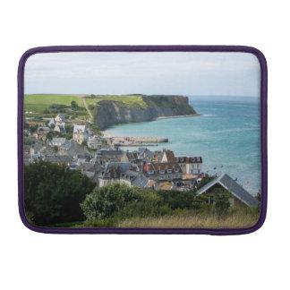 Arromanches, Normandy, France - Macbook Pro Sleeve