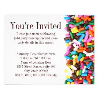 Arrose l'invitation