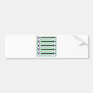 Arrow1.jpg Bumper Sticker