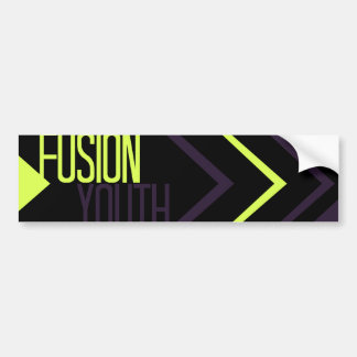 Arrow 1 bumper sticker