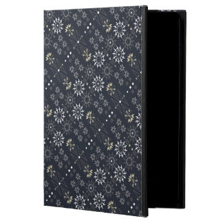 Arrow boho tribal black white pattern DIY iPad Air Cover