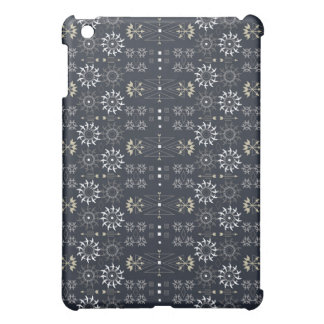 Arrow boho tribal black white pattern DIY iPad Mini Cover