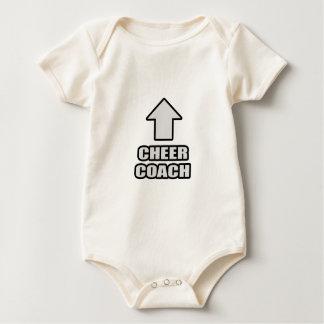 Arrow Cheer Coach Baby Bodysuit