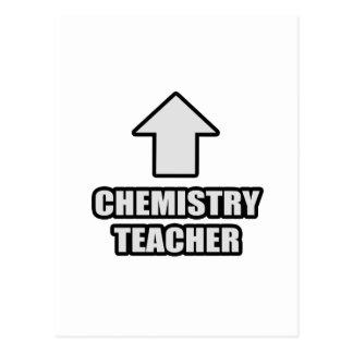 Arrow Chemistry Teacher Postcard