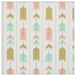 Arrow Dreams Tribal Baby Geometric Print Fabric