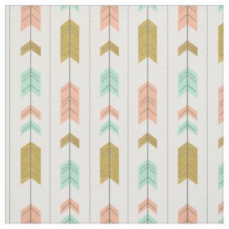 Arrow Dreams Tribal Baby Geometric Print Fabric