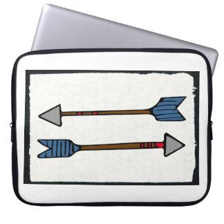 Arrow Laptop Case