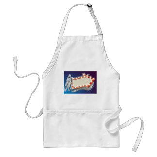 Arrow Movie Sign Standard Apron