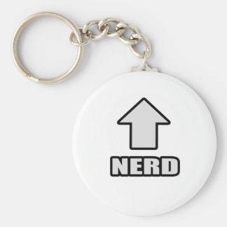 Arrow Nerd Key Chain