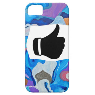 Arrow Thumbs Up iPhone 5 Cover