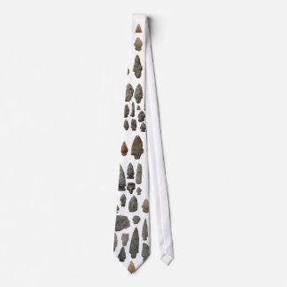 Arrowhead hunter's tie