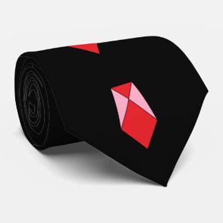 Arrowhead necktie