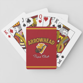 Arrowhead Playing Cards - Standard