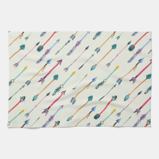 Arrows Attack Kitchen Towel