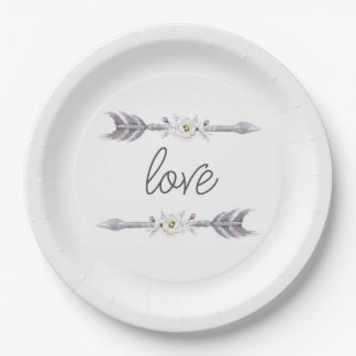 Arrows of Love Plate