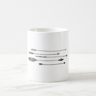 Arrows on Mug