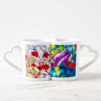 Arrowwood Berries Coffee Mug Set