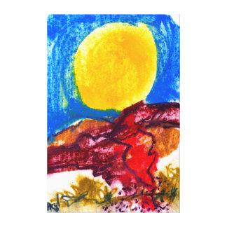 Arroyo Canvas Print