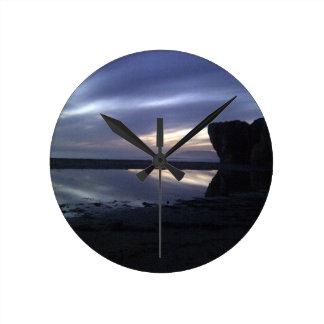 Arroyo Grande Round Clock
