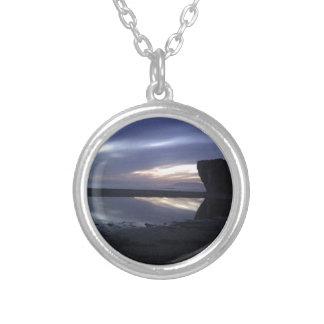 Arroyo Grande Silver Plated Necklace