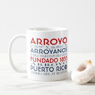 Arroyo, Puerto Rico Coffee Mug