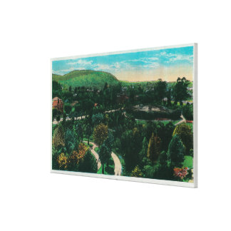 Arroyo Seco Grounds in Pasadena CA Stretched Canvas Prints