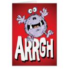 Arrrgh!!! Card