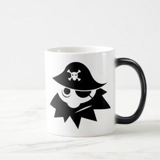 ARRRR YOU SERIOUS? Morphing Pirate Mug