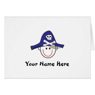 Arrrrrg! Pirate Notes