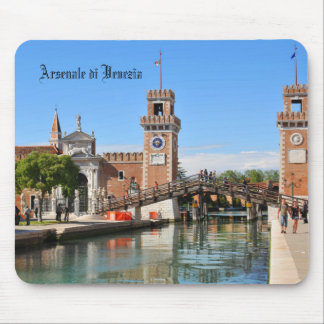 Arsenal in Venice, Italy Mouse Pad