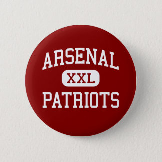 Arsenal - Patriots - Middle - Pittsburgh 2 Inch Round Button